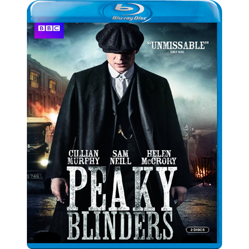Peaky Blinders - Sesong 1 (UK-import) (BLU-RAY)