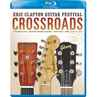 Eric Clapton's Crossroads Guitar Festival 2013 (BLU-RAY)