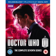 Produktbilde for Doctor Who - Sesong 7 (UK-import) (BLU-RAY)