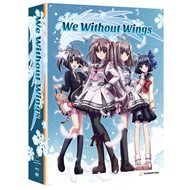 We Without Wings - Episodes 1 - 12 (BLU-RAY)