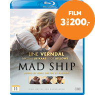 Produktbilde for Mad Ship (BLU-RAY)