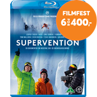 Produktbilde for Supervention (BLU-RAY)