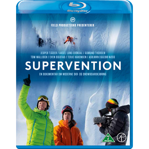 Supervention (BLU-RAY)
