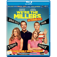 We're The Millers - Extended Cut (BLU-RAY)