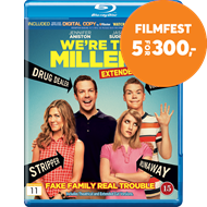 Produktbilde for We're The Millers - Extended Cut (BLU-RAY)