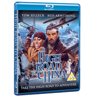 High Road To China (UK-import) (BLU-RAY)