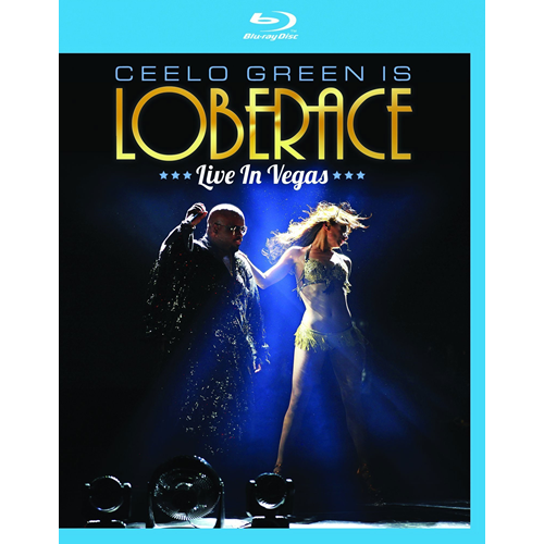 Cee-Lo Green - Loberace Live In Las Vegas (UK-import) (BLU-RAY)