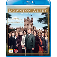 Downton Abbey - Sesong 4 (BLU-RAY)