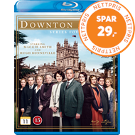 Produktbilde for Downton Abbey - Sesong 4 (BLU-RAY)