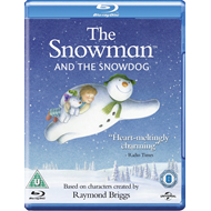 The Snowman And The Snowdog (UK-import) (BLU-RAY)