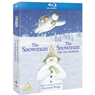 The Snowman / The Snowman And The Snowdog (UK-import) (BLU-RAY)