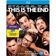 This Is The End! (UK-import) (BLU-RAY)