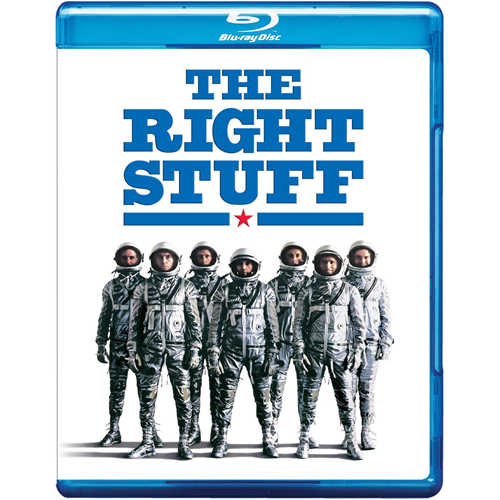 The Right Stuff (UK-import) (BLU-RAY)