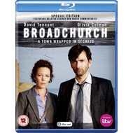 Broadchurch - Sesong 1 (UK-import) (BLU-RAY)