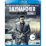 Lilyhammer - Sesong 2 (BLU-RAY)