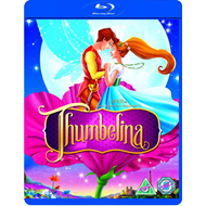 Thumbelina (UK-import) (BLU-RAY)
