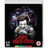 The People Under The Stairs (UK-import) (BLU-RAY)