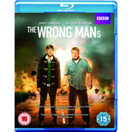 The Wrong Mans - Sesong 1 (UK-import) (BLU-RAY)