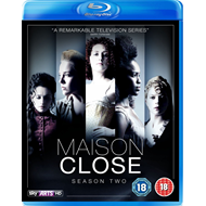 Produktbilde for Maison Close - Sesong 2 (UK-import) (BLU-RAY)