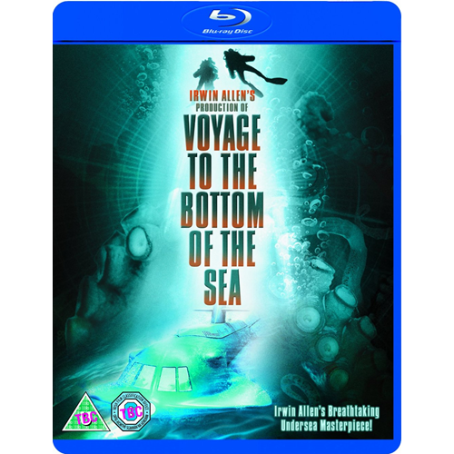 Voyage To The Bottom Of The Sea (UK-import) (BLU-RAY)