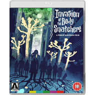 Produktbilde for Invasion Of The Body Snatchers (UK-import) (BLU-RAY)
