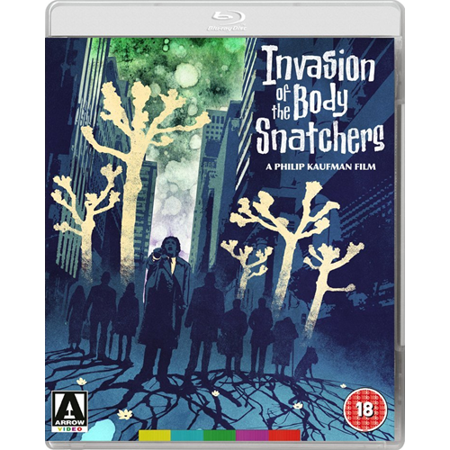 Invasion Of The Body Snatchers (UK-import) (BLU-RAY)