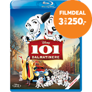 Produktbilde for 101 Dalmatinere (BLU-RAY)