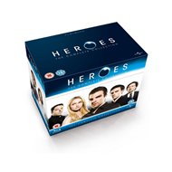 Heroes - The Complete Series (UK-import) (BLU-RAY)