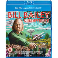 Bill Bailey - Qualmpeddler (UK-import) (BLU-RAY)