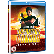 Operation Condor - Armour Of God II (UK-import) (BLU-RAY)