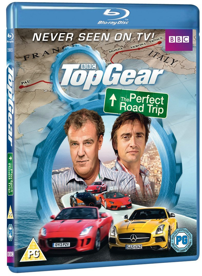 top gear the perfect road trip uk import. Black Bedroom Furniture Sets. Home Design Ideas