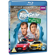 Top Gear - The Perfect Road Trip (UK-import) (BLU-RAY)