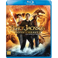 Percy Jackson - Monsterhavet (BLU-RAY)