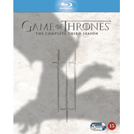 Game Of Thrones - Sesong 3 (BLU-RAY)