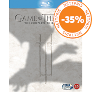 Produktbilde for Game Of Thrones - Sesong 3 (BLU-RAY)
