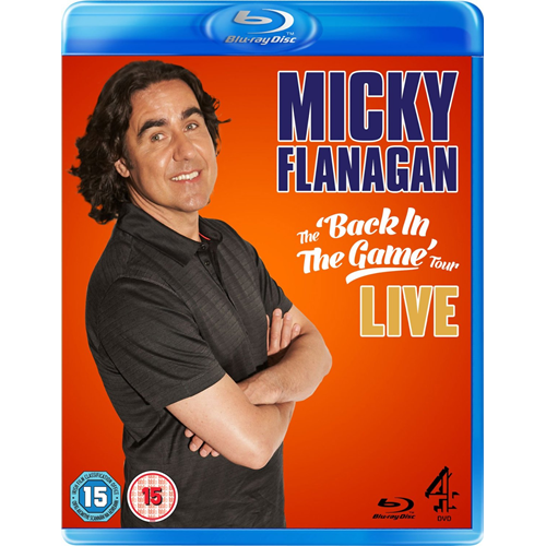 Micky Flanagan - Back In The Game (UK-import) (BLU-RAY)