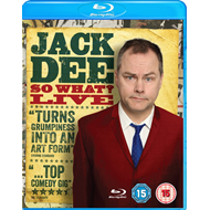 Jack Dee - So What? (UK-import) (BLU-RAY)