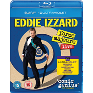 Eddie Izzard - Force Majeure (UK-import) (BLU-RAY)