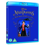 Mary Poppins - 50th Anniversary Edition (UK-import) (BLU-RAY)