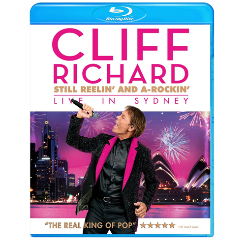 Cliff Richard - Still Reelin' And A-Rockin' (UK-import) (BLU-RAY)