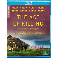 The Act Of Killing (UK-import) (BLU-RAY)