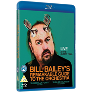 Bill Bailey's Remarkable Guide To The Orchestra (UK-import) (BLU-RAY)