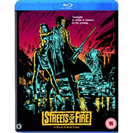 Streets Of Fire (UK-import) (BLU-RAY)