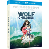 Wolf Children (UK-import) (BLU-RAY)