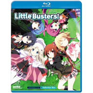 Produktbilde for Little Busters! - Sesong One Collection One (BLU-RAY)