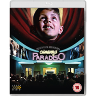 Cinema Paradiso - 25th Anniversary Remastered Edition (UK-import) (BLU-RAY)