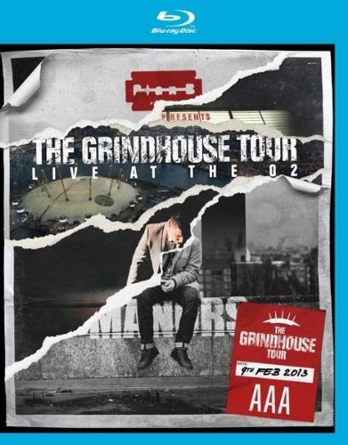 Plan B - The Grindhouse Tour: Live At The O2 (UK-import) (BLU-RAY)