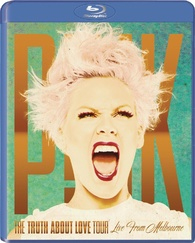 Pink - The Truth About Love Tour: Live From Melbourne (BLU-RAY)