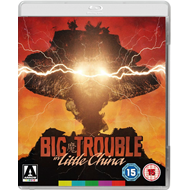 Big Trouble In Little China (UK-import) (BLU-RAY)