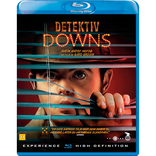 Detektiv Downs (BLU-RAY)